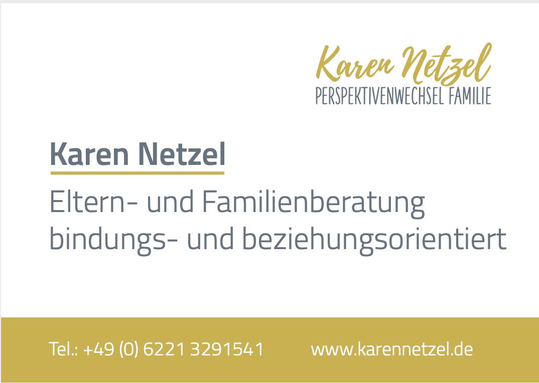 Karen Netzel - Eltern- & Familienberatung in der Familienpraxis Ziegelhausen